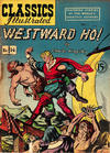Cover for Classics Illustrated (Gilberton, 1948 series) #14
