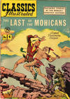 Cover for Classics Illustrated (Gilberton, 1948 series) #4
