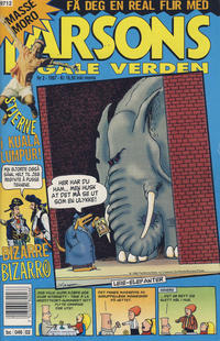 Cover Thumbnail for Larsons gale verden (Bladkompaniet, 1992 series) #2/1997