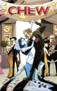 Cover for Chew (2009 series) #30