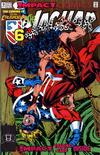 Cover for The Jaguar (DC, 1991 series) #9 [Direct]