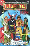 Cover for Infinity, Inc. (DC, 1984 series) #17