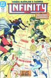 Cover for Infinity, Inc. (DC, 1984 series) #34