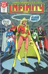 Cover for Infinity, Inc. (DC, 1984 series) #42