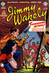 Cover for Jimmy Wakely (DC, 1949 series) #10
