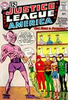 Cover for Justice League of America (DC, 1960 series) #11