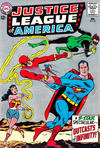 Cover for Justice League of America (DC, 1960 series) #25