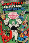 Cover for Justice League of America (1960 series) #43