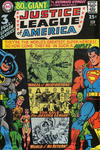 Cover for Justice League of America (1960 series) #58