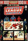Cover for Justice League of America (DC, 1960 series) #110