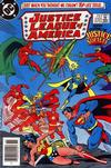 Cover Thumbnail for Justice League of America (1960 series) #232 [newsstand]