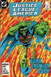 Cover Thumbnail for Justice League of America (1960 series) #256 [Direct Edition]