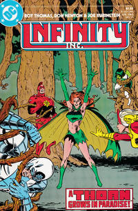 Cover Thumbnail for Infinity, Inc. (DC, 1984 series) #13