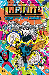 Cover Thumbnail for Infinity, Inc. (DC, 1984 series) #14