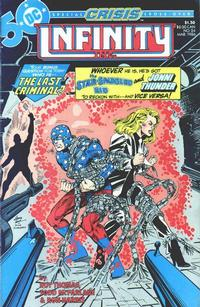 Cover Thumbnail for Infinity, Inc. (DC, 1984 series) #24