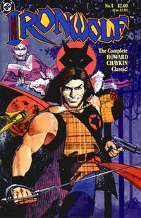 Cover Thumbnail for Ironwolf (DC, 1987 series) #1