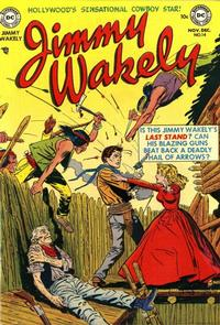 Cover Thumbnail for Jimmy Wakely (DC, 1949 series) #14