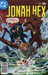 Cover for Jonah Hex (1977 series) #6