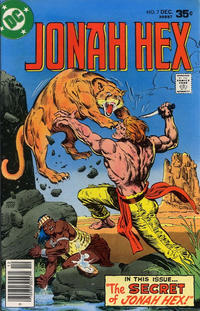 Cover Thumbnail for Jonah Hex (DC, 1977 series) #7