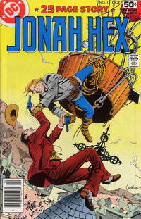 Cover Thumbnail for Jonah Hex (DC, 1977 series) #17