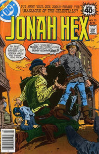 Cover Thumbnail for Jonah Hex (DC, 1977 series) #23
