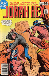 Cover Thumbnail for Jonah Hex (DC, 1977 series) #38
