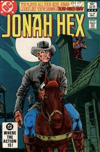 Cover Thumbnail for Jonah Hex (DC, 1977 series) #67