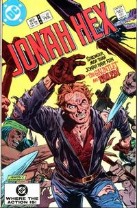 Cover Thumbnail for Jonah Hex (DC, 1977 series) #69 [Direct-Sales]