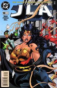 Cover Thumbnail for JLA (DC, 1997 series) #18