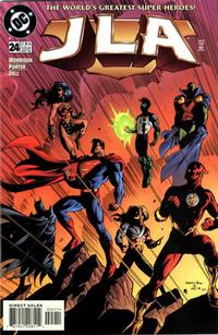 Cover Thumbnail for JLA (DC, 1997 series) #24
