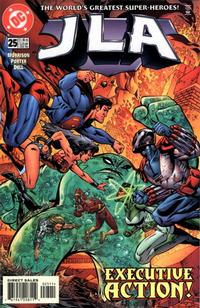 Cover Thumbnail for JLA (DC, 1997 series) #25