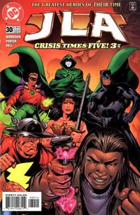 Cover Thumbnail for JLA (DC, 1997 series) #30