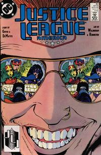 Cover Thumbnail for Justice League America (DC, 1989 series) #30