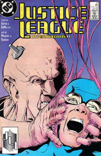 Cover Thumbnail for Justice League International (DC, 1987 series) #17