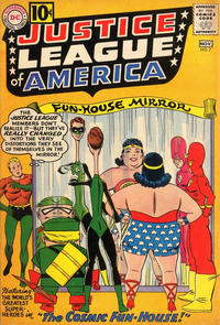 Cover for Justice League of America (1960 series) #7