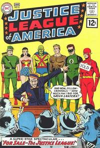 Cover Thumbnail for Justice League of America (DC, 1960 series) #8