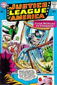 Cover Thumbnail for Justice League of America (DC, 1960 series) #26