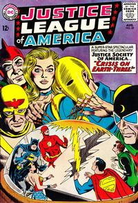 Cover Thumbnail for Justice League of America (DC, 1960 series) #29