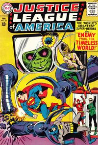 Cover Thumbnail for Justice League of America (DC, 1960 series) #33