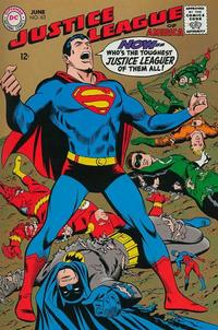 Cover Thumbnail for Justice League of America (DC, 1960 series) #63