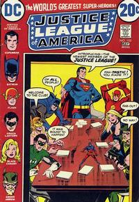 Cover Thumbnail for Justice League of America (DC, 1960 series) #105