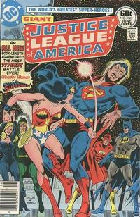 Cover Thumbnail for Justice League of America (DC, 1960 series) #143