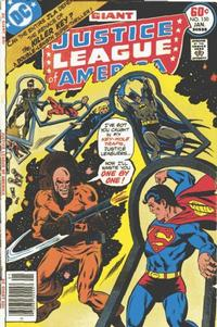 Cover Thumbnail for Justice League of America (DC, 1960 series) #150