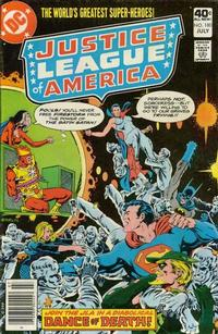 Cover Thumbnail for Justice League of America (DC, 1960 series) #180