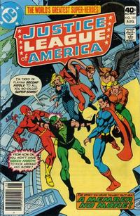 Cover for Justice League of America (DC, 1960 series) #181