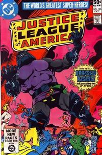 Cover Thumbnail for Justice League of America (DC, 1960 series) #185 [Direct]