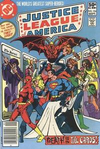 Cover Thumbnail for Justice League of America (DC, 1960 series) #194