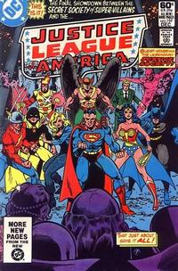 Cover Thumbnail for Justice League of America (DC, 1960 series) #197 [Direct]