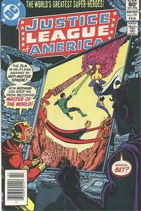 Cover Thumbnail for Justice League of America (DC, 1960 series) #199