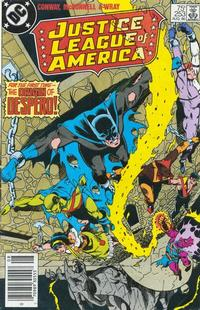 Cover Thumbnail for Justice League of America (DC, 1960 series) #253